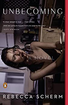 Unbecoming by Scherm Review - Luxury Reading