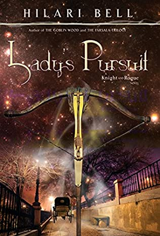 book cover of Lady\'s Pursuit
