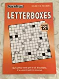 Penny Press Selected Puzzles Letterboxes *Volume 126* Special Collection