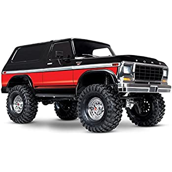 Amazon Traxxas 110 Scale Trx 4 Scale And Trail Crawler With