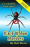 Black Widow Murders (Jim Richards Murder Novels Book 12)