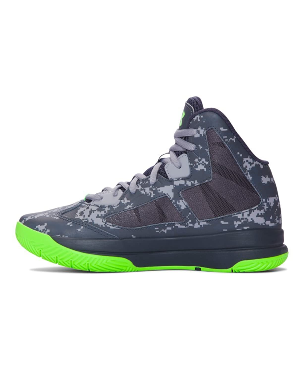 Under Armour Barnas Førskole Lyn 2 Basketball Sko Lyndz0