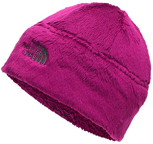 The North Face Kids Girl's Denali Thermal Beanie (Big Kids) Roxbury Pink (Prior Season) SM ()
