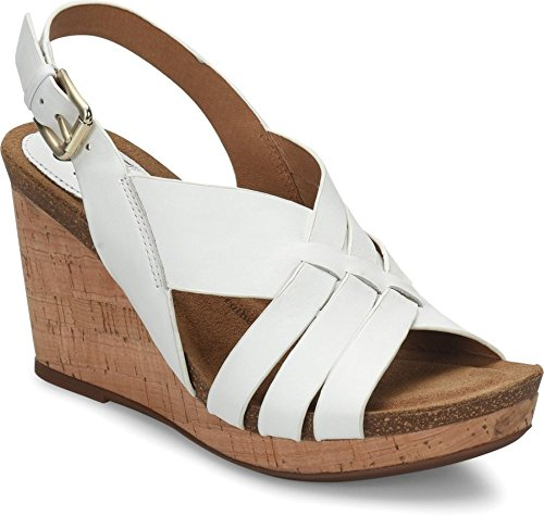 Sofft - Womens - Chesny - White Shoes Sofft