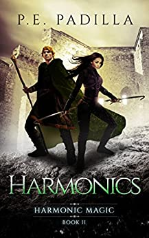 Harmonics: Harmonic Magic Book 2 by [Padilla, P.E.]