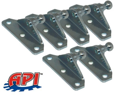 10MM Ball Stud Bracket for Gas Spring/Prop/Strut (6 - Products Strut Gas
