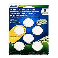 Camco 41152 TST Tratamiento de inodoro /Pestañas - paquete de 6