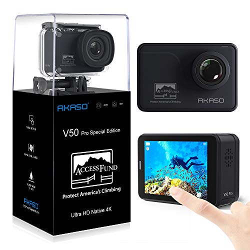 See the TOP 10 Best<br>4K Action Camera Pro Kit