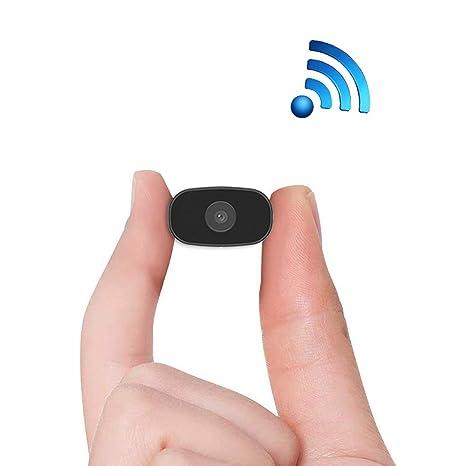 DIY HD 1080P WIFI IP spy camera video motion detecting hide pinhole DVR recorder