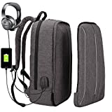 Best Backpack With Removable - XQXA College Backpack,17 Inch Laptop Backpack with USB Review