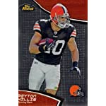 f356cbd4d82 Peyton Hillis Autographed Signed OnField Reebok Cleveland Browns ...