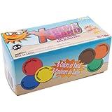 Xtreme Sand 3 Pound Box - 1/2 Pound Each Of 6 Classic Colors