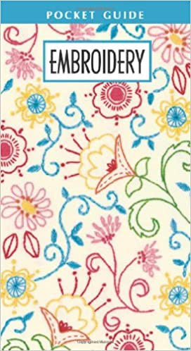 Embroidery Pocket Guide Leisure Arts 56019 Leisure Arts