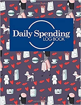 buy daily spending log book business expense tracker organizer