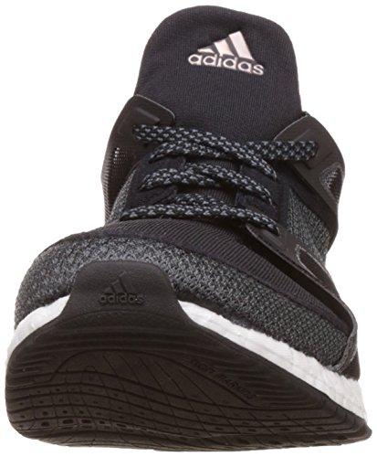 Adidas Kvinders Ren Boost X St, Sort / Hvid Sort