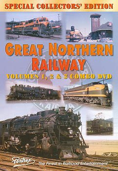 (Great Northern Railway Combo: Volumes 1 2 and 3 [DVD])