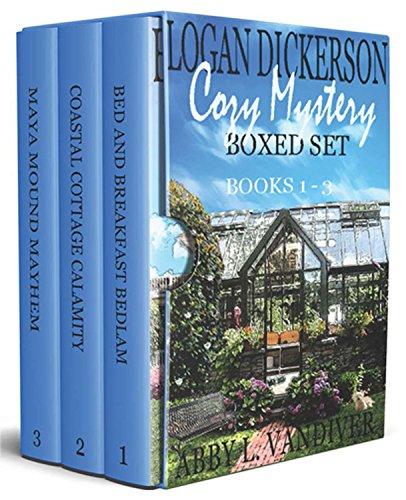 Logan Dickerson Cozy Mystery Boxed Set: Books 1 - 3