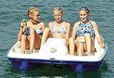 Sun Dolphin 3 Seat Pedal Boat
