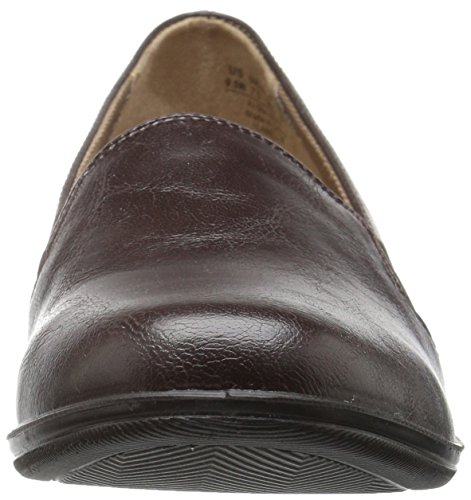 LifeStride Chocolate Dark Isabelle Women's Flat aIgqZa