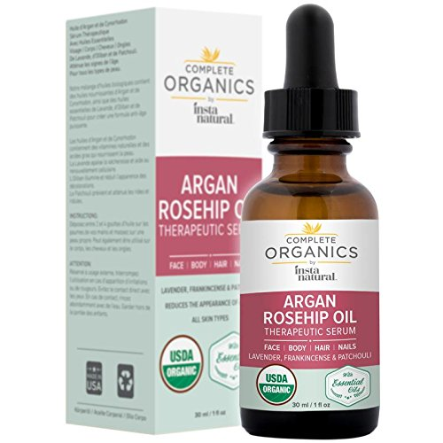 Argan Rosehip Oil Therapeutic Serum