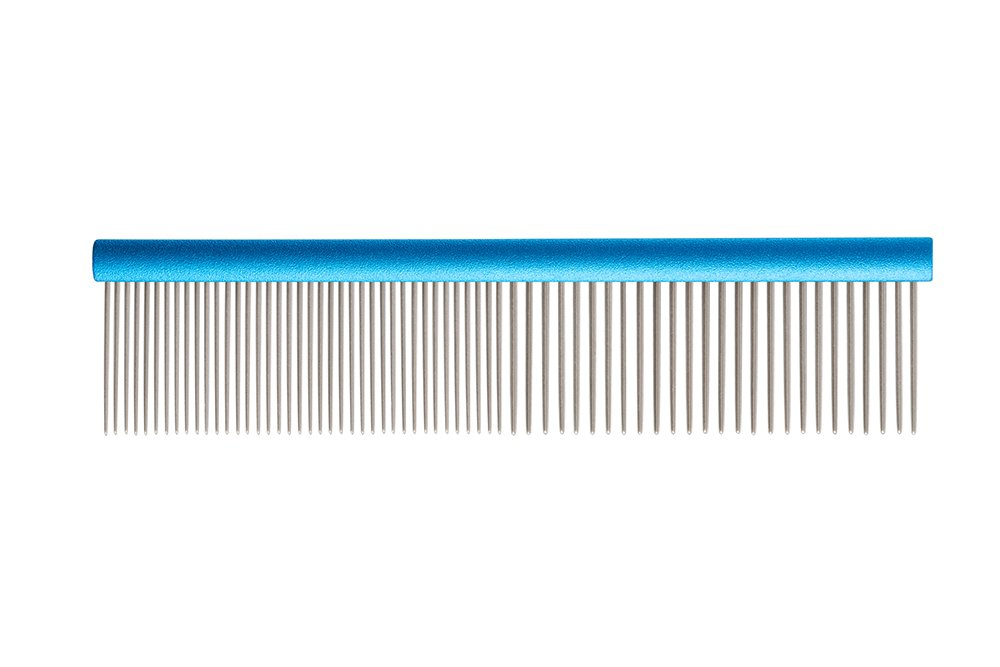 7-Inch Ancol Ergo Metal Comb