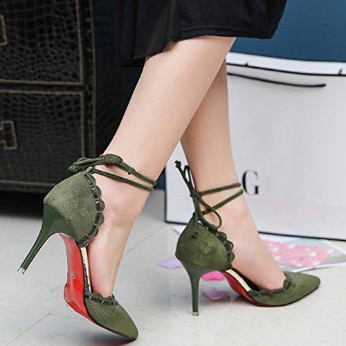 Tikari Korean Kesän Ja Kevään Kengät Sandaalit Jälkeen Ms Lbdx Strappy Ennen q7zAn