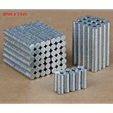 100PCS N35 Rare Earth Neodymium Super Strong Magnetsby MarbellStore