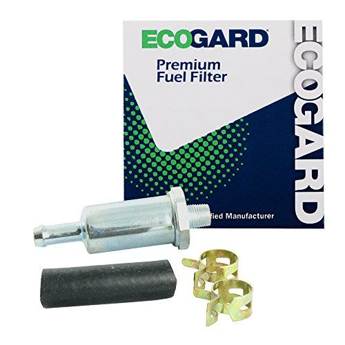 ECOGARD XF10131 Engine Fuel Filter - Premium Replacement Fits Ford Mustang, F-150, F-100, LTD, F-250, Torino, Granada, Thunderbird, F-350, Fairlane, Fairmont, Pinto, Bronco, Maverick, Ranchero
