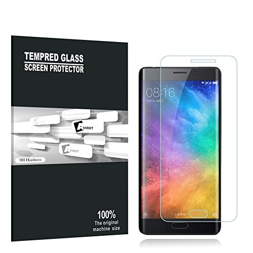 Tempered Glass Screen Protector Guard for Xiaomi Mi Note - 1