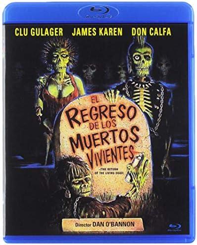 El Regreso de los Muertos Vivientes BD 1985 The Return of