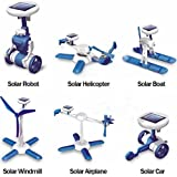 Rvold 6 - in - 1 Educational Solar Energy Kit Series 2