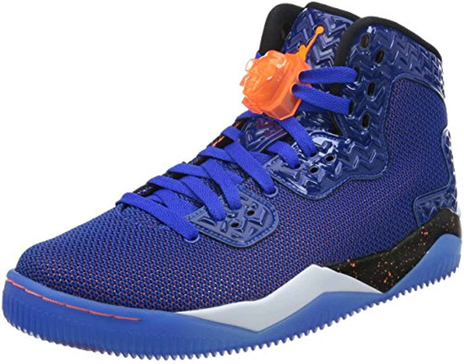 air Jordan Spike Spike Spike Forty pe Mens Basketball Trainers 807541 Sneakers Shoes (10 US, Game Royal Total Orange White... 02a2ae