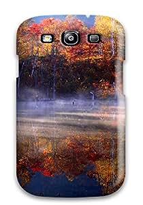 (IgAxHKa9883gFmfG)durable Protection Case Cover For Galaxy S3(autumn)
