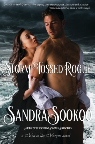 Storm Tossed Rogue (Men of the Marque) (Volume 1)