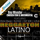 Reggaeton Latino (feat. Nore, Fat Joe & Lda)