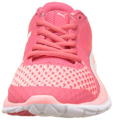 Puma Soft White Reveal Flex paradise Sneakers Peach Mixte Rose puma Pink T1 Adulte Basses Fluo r8Rqxr7