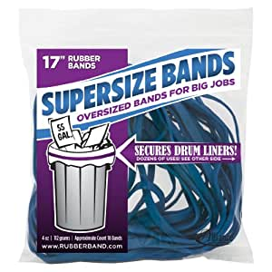 Amazon Com Alliance Rubber 08995 Supersize Bands 17