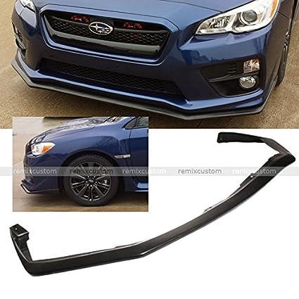 Amazon Com Remix Custom Pu Bumper Lip For 2015 2016 2017 Subaru