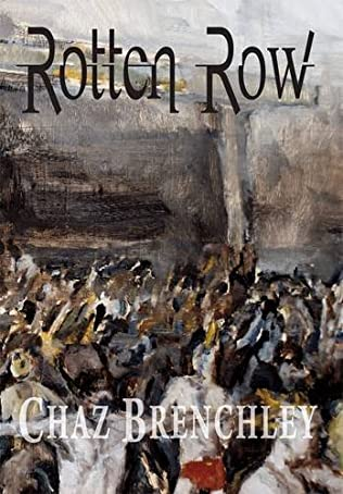 book cover of Rotten Row