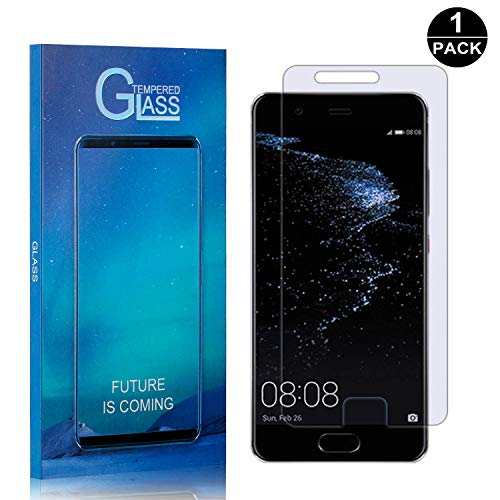 Bear Village Screen Protector for Huawei Mate 20 9H Scratch Resistant Ultra Clear Tempered Glass Screen Protector Film for Huawei Mate 20 2 Pack