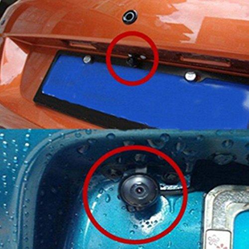 Dacawin 170° 2.4G Wireless Car Rear view Waterproof Reversing Camera (Black) by Dacawin (Image #4)
