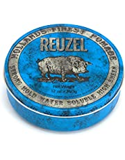 Reuzel Blue Strong Hold Water Soluble, 12oz, 430.91 grams
