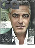 GQ INDIAN EDITION, AUGUST, 2014 VOL. 6 ISSUE, 11 GEORGE CLOONEY THE KING OF SWAG
