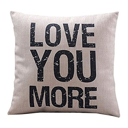 onker-cotton-linen-square-decorative-throw-pillow-case-cushion-cover-18-x-18-love-you-more