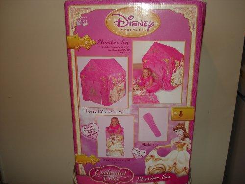 Disney Princess Enchanted Tales Slumber Set, Outdoor Stuffs