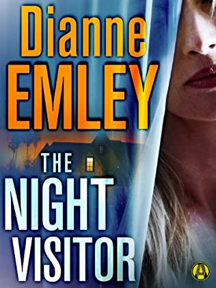 book cover of The Night Visitor