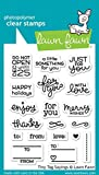Lawn Fawn Clear Stamps - LF1222 Tiny Tag Sayings offers
