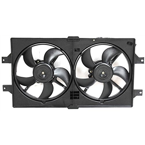 Evan-Fischer EVA24572021983 New Direct Fit Radiator Fan Assembly for CONCORDE INTREPID 98-04 ()