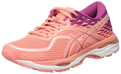 0606 Running Rouge Eu Gel Chaussures De Begonia cumulus Rose 5 baton 19 Femme 41 Asics Pink xq7ZXPw7