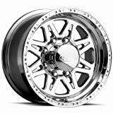 Raceline 888-RENEGADE Wheel with Polished Finish (16x8/8x170, 0mm Offset)